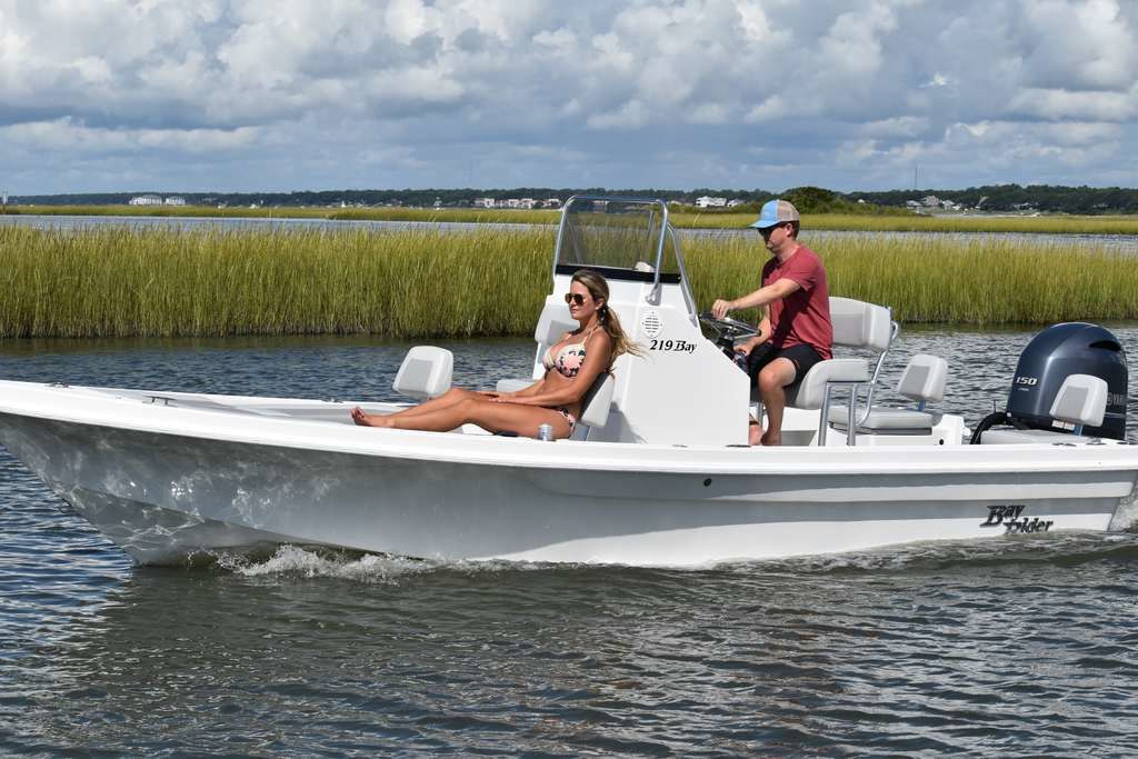 New  2021 KENCRAFT  219 BAY RIDER Bay Boat in Gulfport, Mississippi