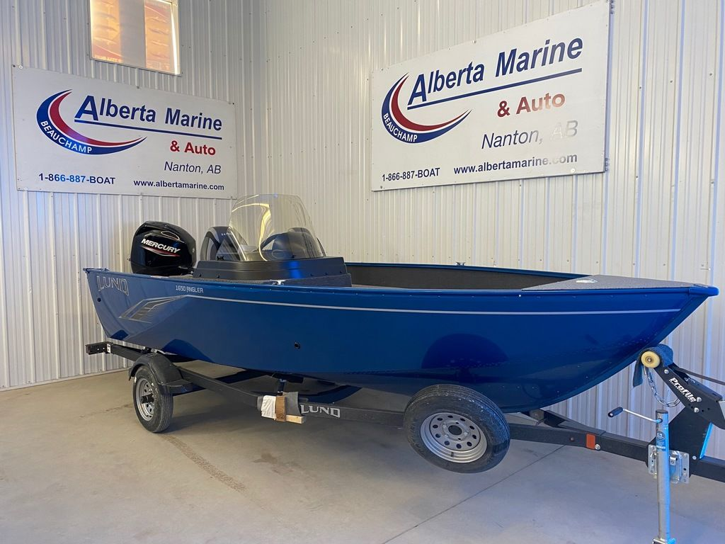 For Sale: 2020 Lund 1650 Angler ft<br/>Alberta Marine