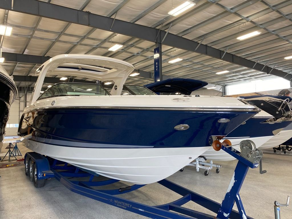 2021 Sea Ray boat for sale, model of the boat is SLX 310 & Image # 1 of 10