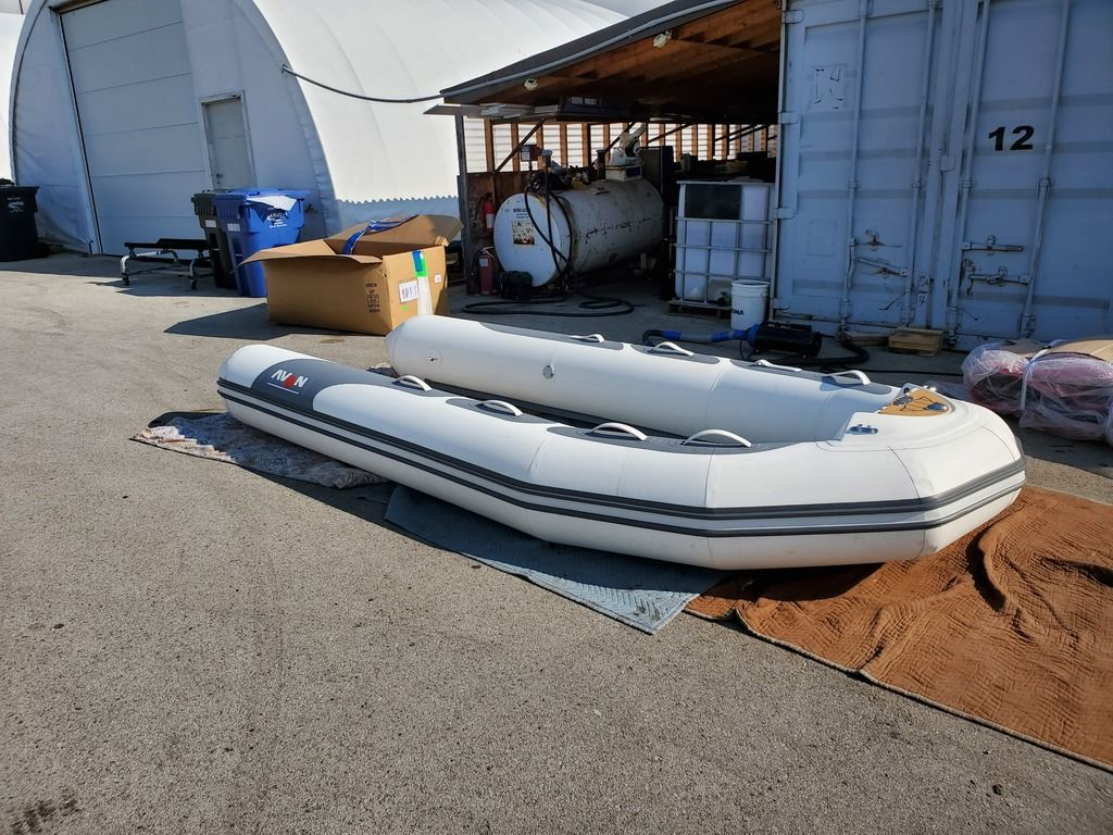 For Sale: 2019 Zodiac Zodiac/avon 340-360 Tubeset ft<br/>Co2 Inflatable Boats - Oakville