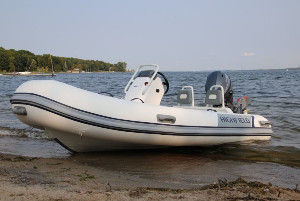 2021 Highfield boat for sale, model of the boat is Sport 360 Deluxe & Image # 6 of 11
