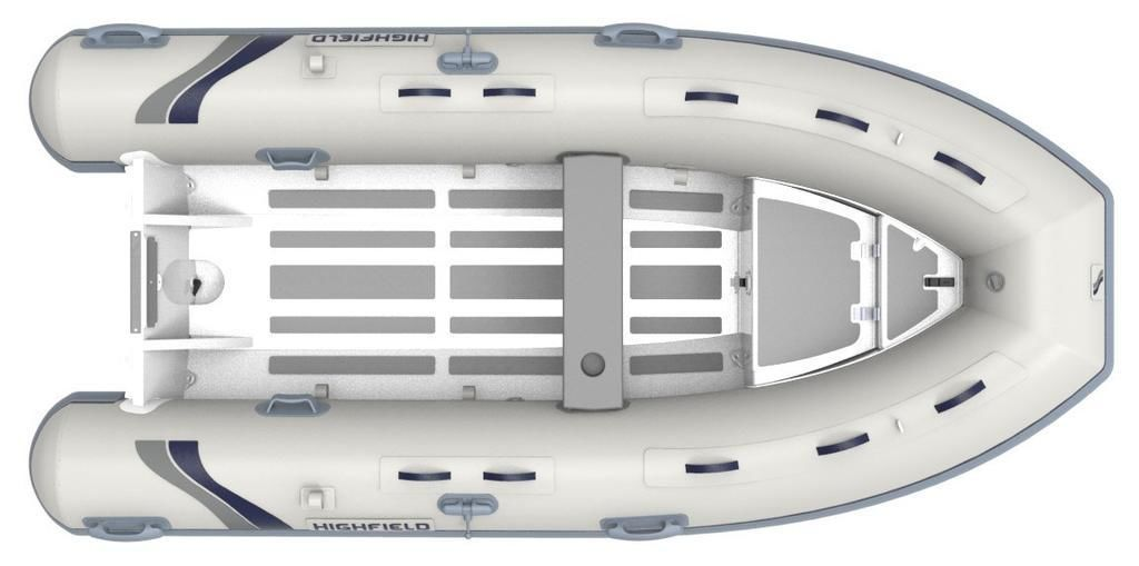 2020 Highfield boat for sale, model of the boat is CL 360 & Image # 2 of 9