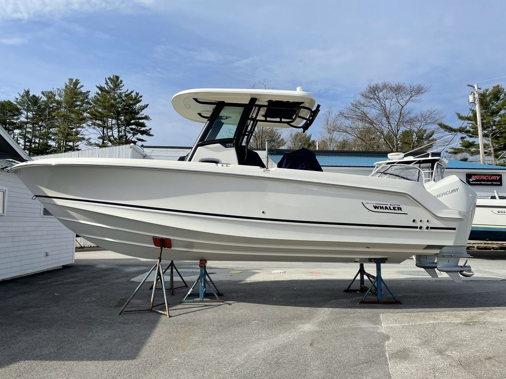2021 Boston Whaler boat for sale, model of the boat is 250 Outrage & Image # 1 of 3