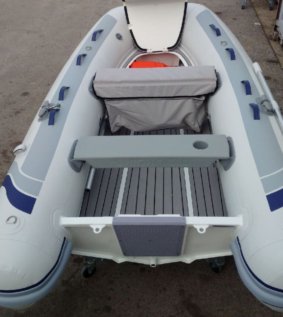 2021 Highfield boat for sale, model of the boat is CL 290 Bow Locker & Image # 4 of 6