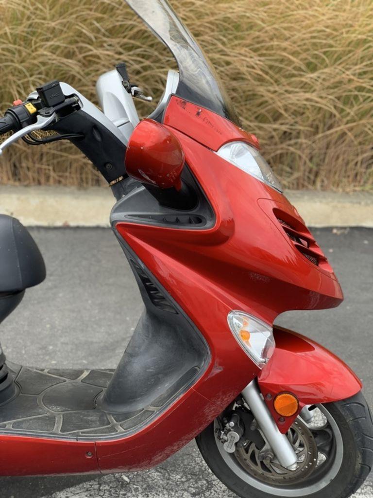 2009 kymco grand vista 250 for sale in las vegas