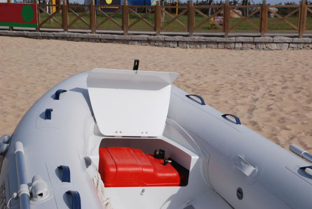 2020 Highfield boat for sale, model of the boat is CL 360 & Image # 6 of 9