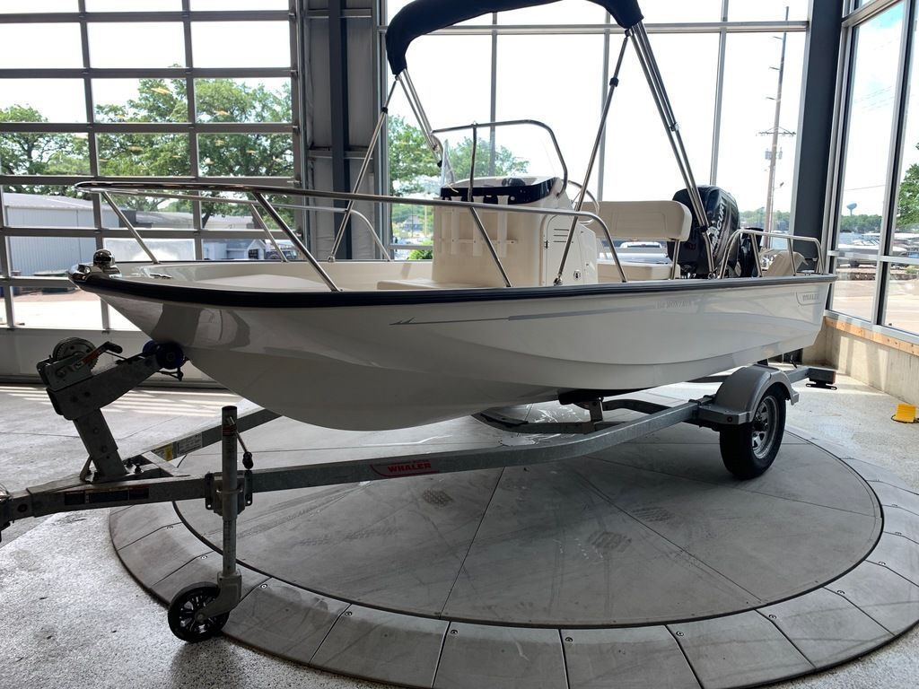 2020 Boston Whaler boat for sale, model of the boat is 150 Montauk & Image # 5 of 5