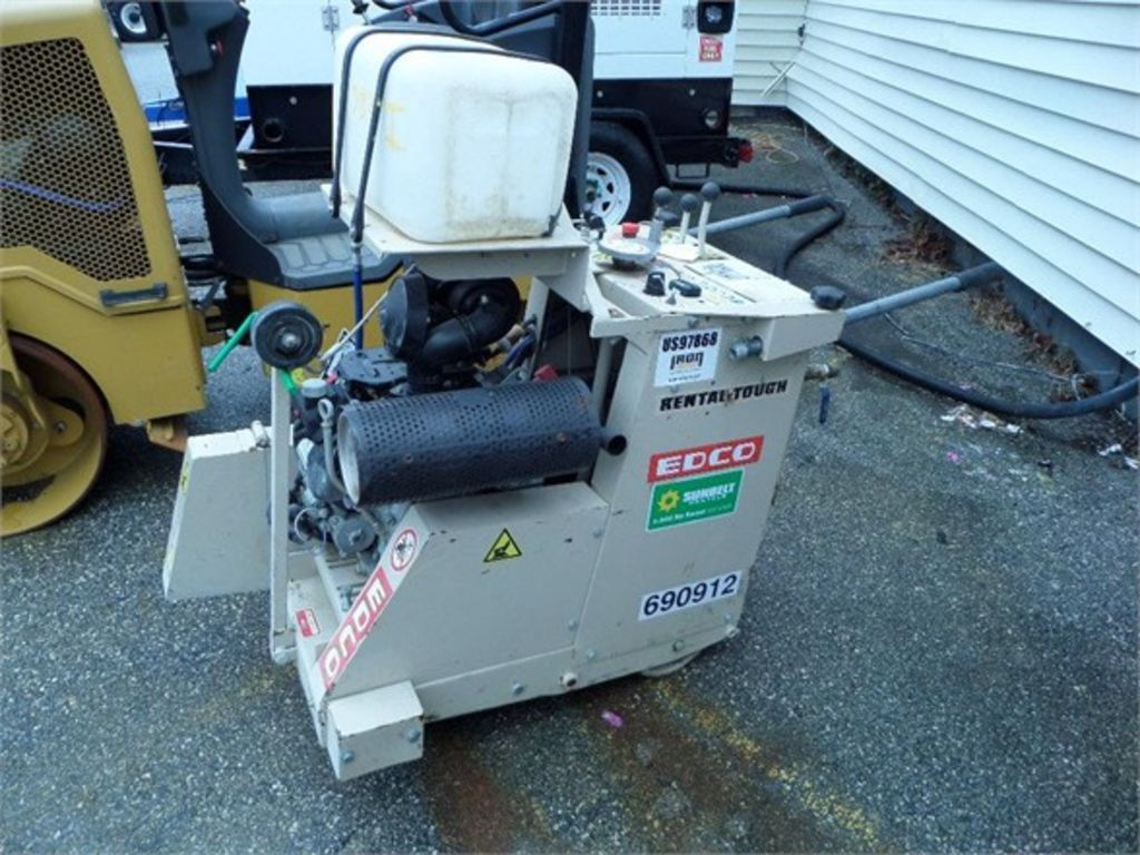 2012 EDCO SS2020H CONCRETE PAVER EQUIPMENT #338953