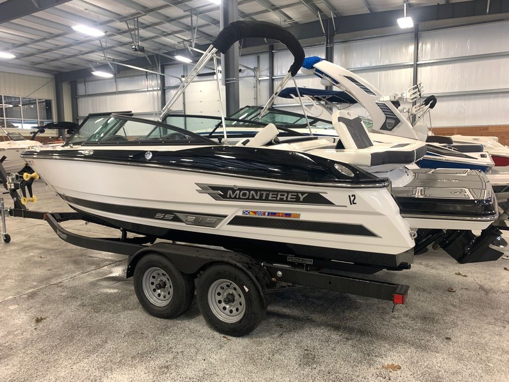 2019 Monterey boat for sale, model of the boat is 218SS & Image # 2 of 12