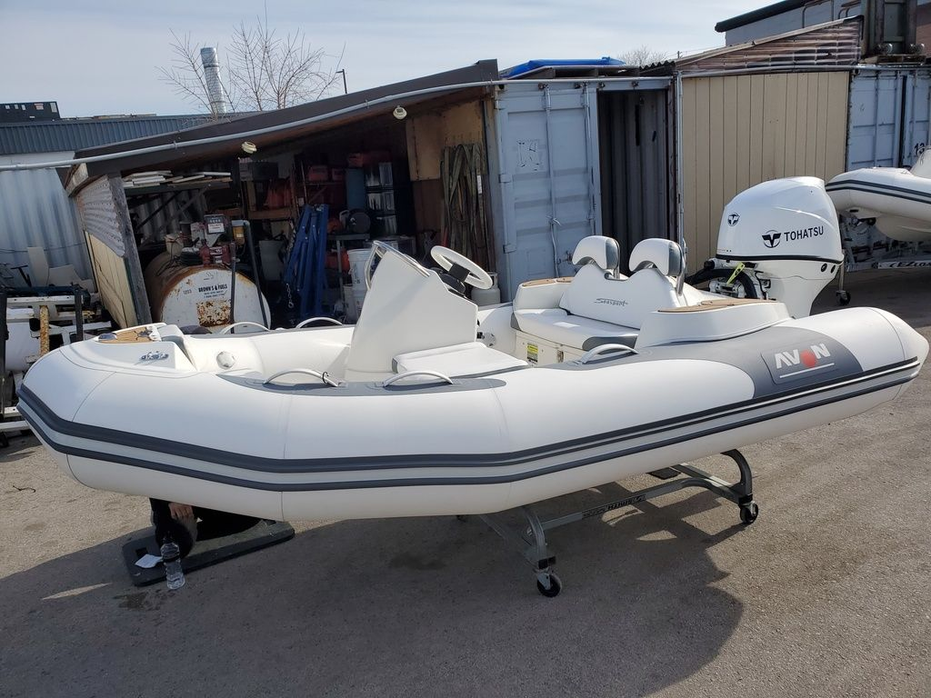2019 Zodiac boat for sale, model of the boat is 360 Sea Sport & Image # 4 of 5
