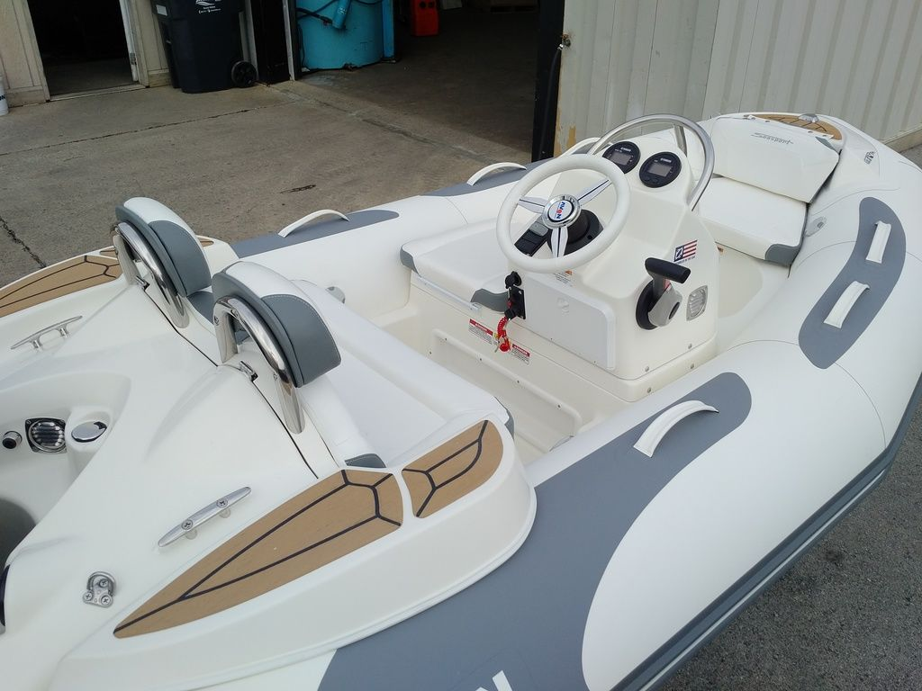 2019 Zodiac boat for sale, model of the boat is 360 SS & Image # 3 of 4