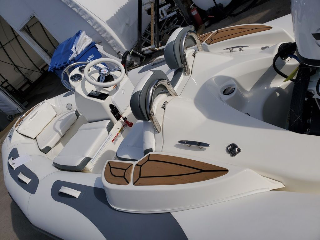 2019 Zodiac boat for sale, model of the boat is 360 Sea Sport & Image # 3 of 5