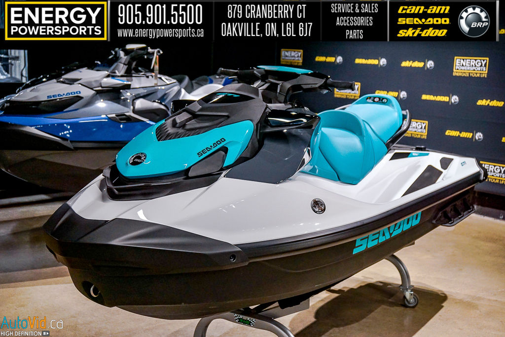 2020 Sea Doo PWC boat for sale, model of the boat is GTI™ SE 130 IBR & Image # 3 of 13