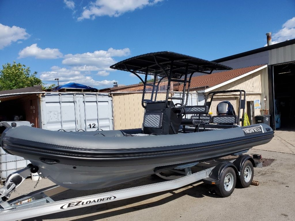 For Sale: 2021 Highfield Patrol 660 ft<br/>Co2 Inflatable Boats - Oakville