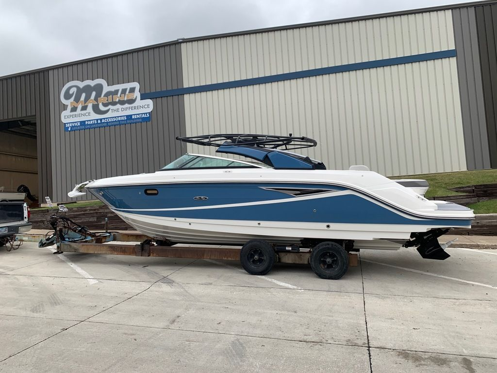 2021 Sea Ray boat for sale, model of the boat is SLX 280 & Image # 1 of 9