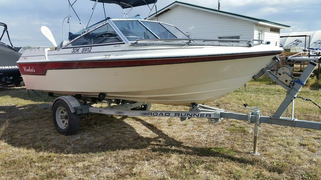 1986 Calais boat for sale, model of the boat is CM 170 & Image # 1 of 7