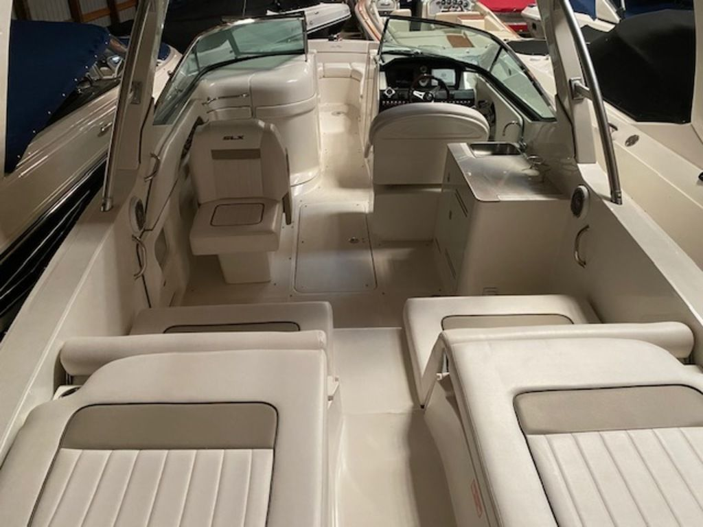 2010 Sea Ray boat for sale, model of the boat is 300 SLX & Image # 9 of 12