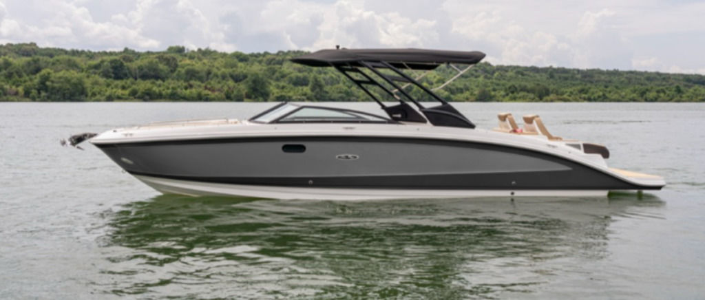 2021 Sea Ray boat for sale, model of the boat is SDX 290 & Image # 1 of 1