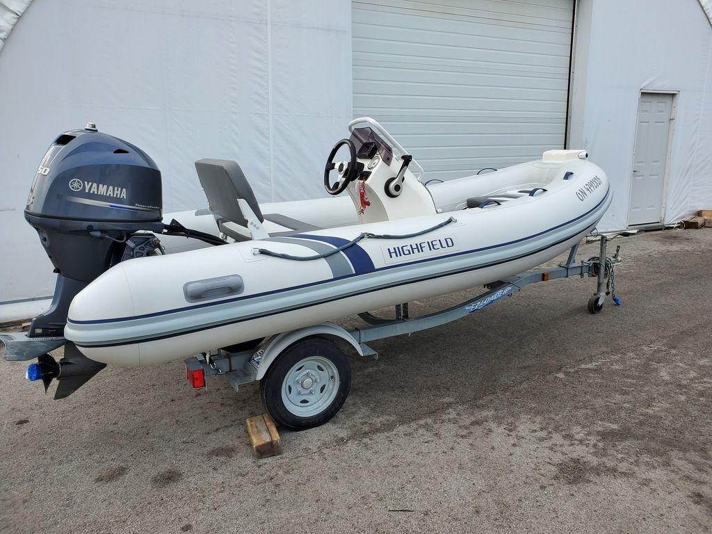For Sale: 2015 Highfield Om 390 T ft<br/>Co2 Inflatable Boats - Oakville