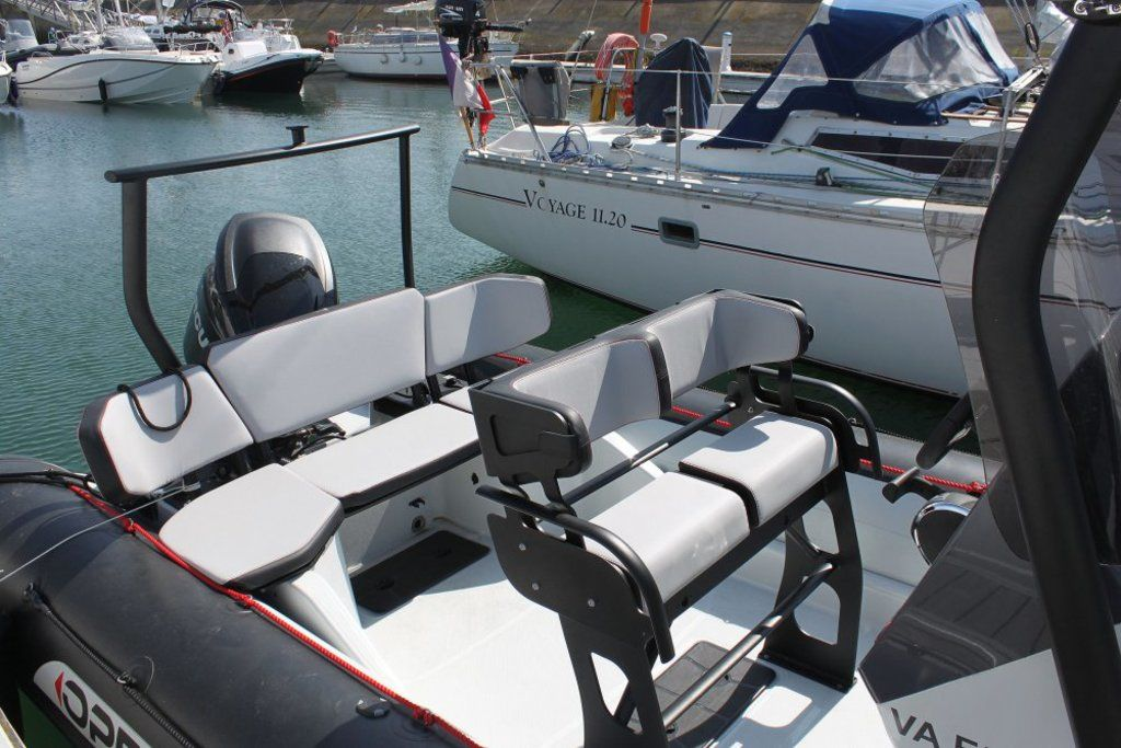2021 Zodiac boat for sale, model of the boat is Open 7 & Image # 3 of 12