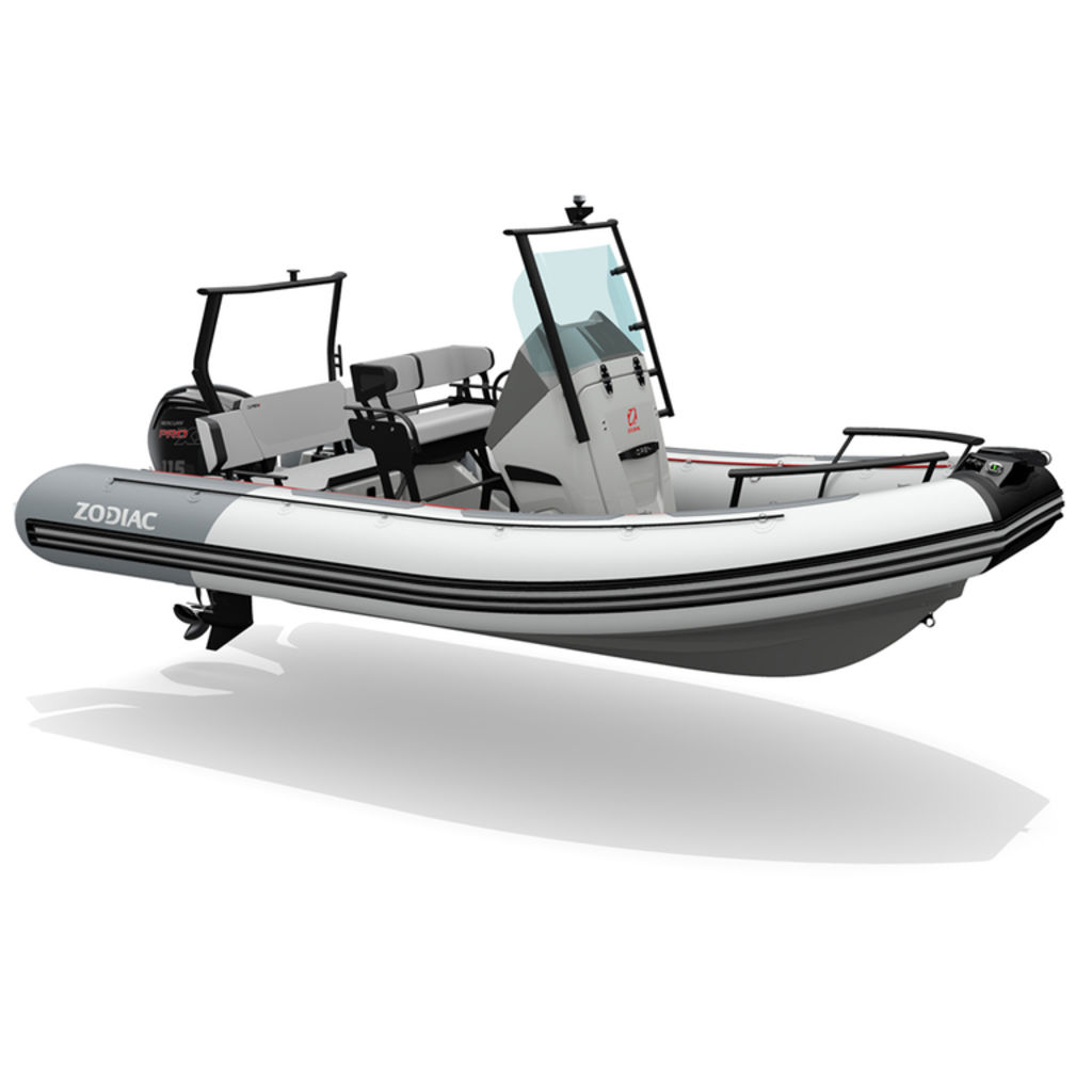 2021 Zodiac boat for sale, model of the boat is Open 5.5 & Image # 2 of 7