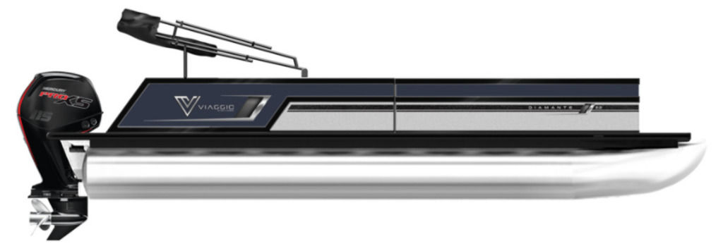 2021 Viaggio by Misty Harbor boat for sale, model of the boat is Diamante Q D23Q & Image # 1 of 1