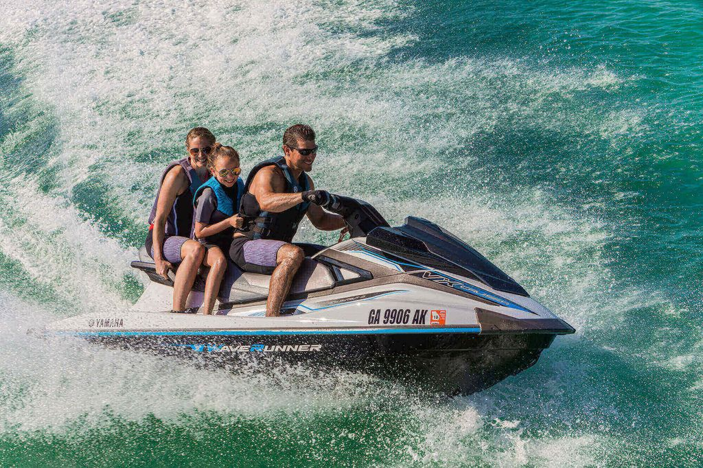 2019 Yamaha boat for sale, model of the boat is VX Cruiser & Image # 3 of 3