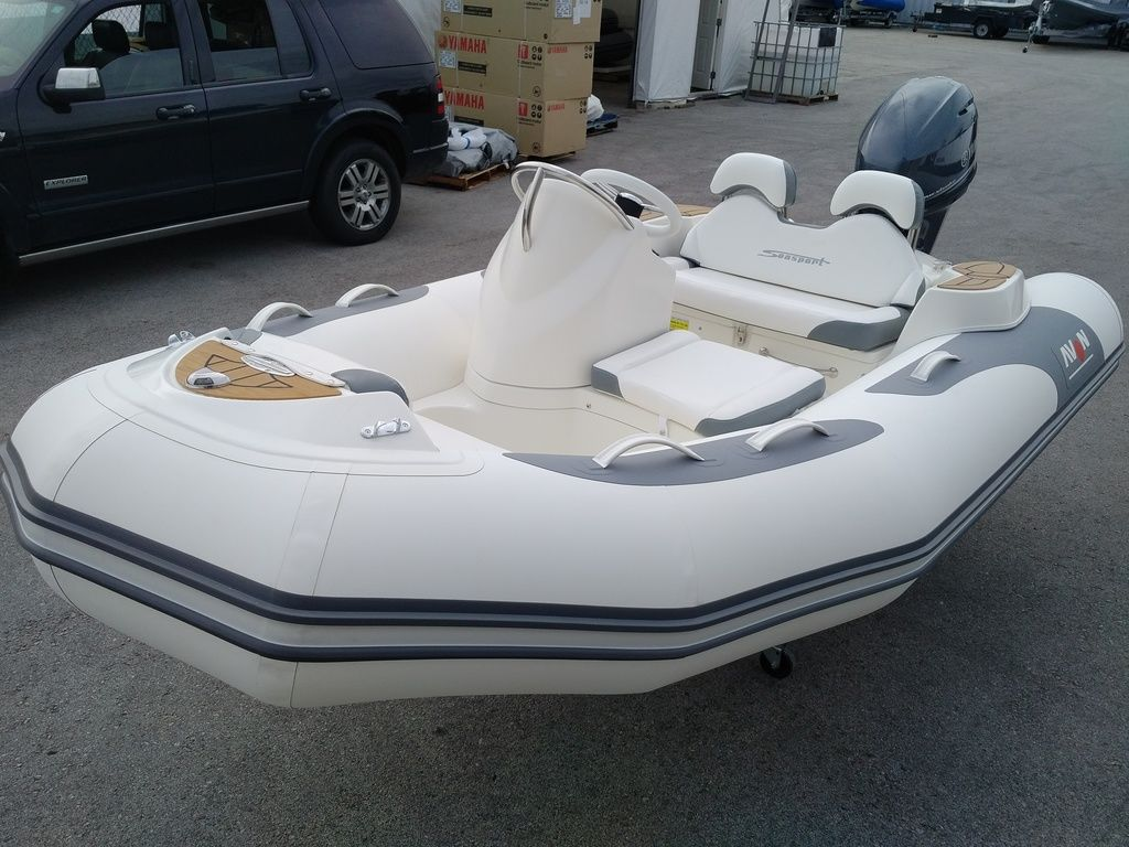 2019 Zodiac boat for sale, model of the boat is 360 SS & Image # 4 of 4