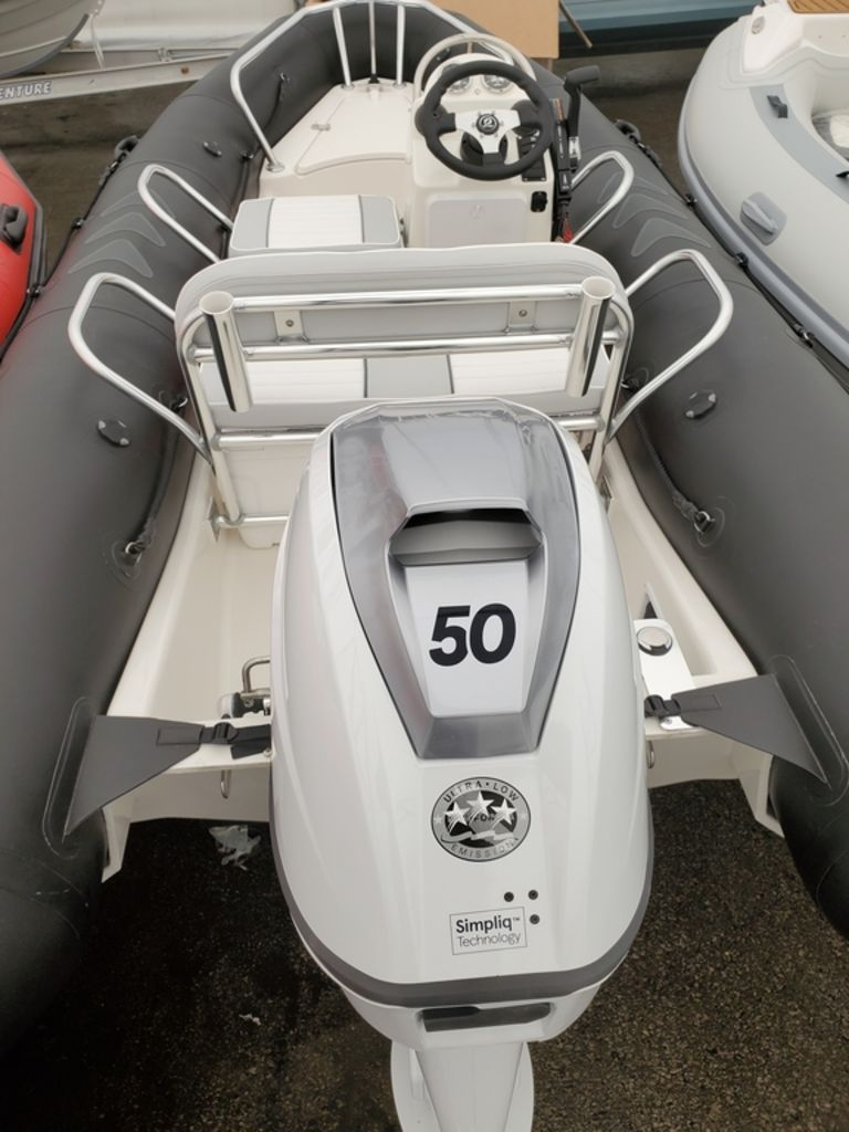 For Sale: 2021 Zodiac Bayrunner 500 ft<br/>Co2 Inflatable Boats - Oakville