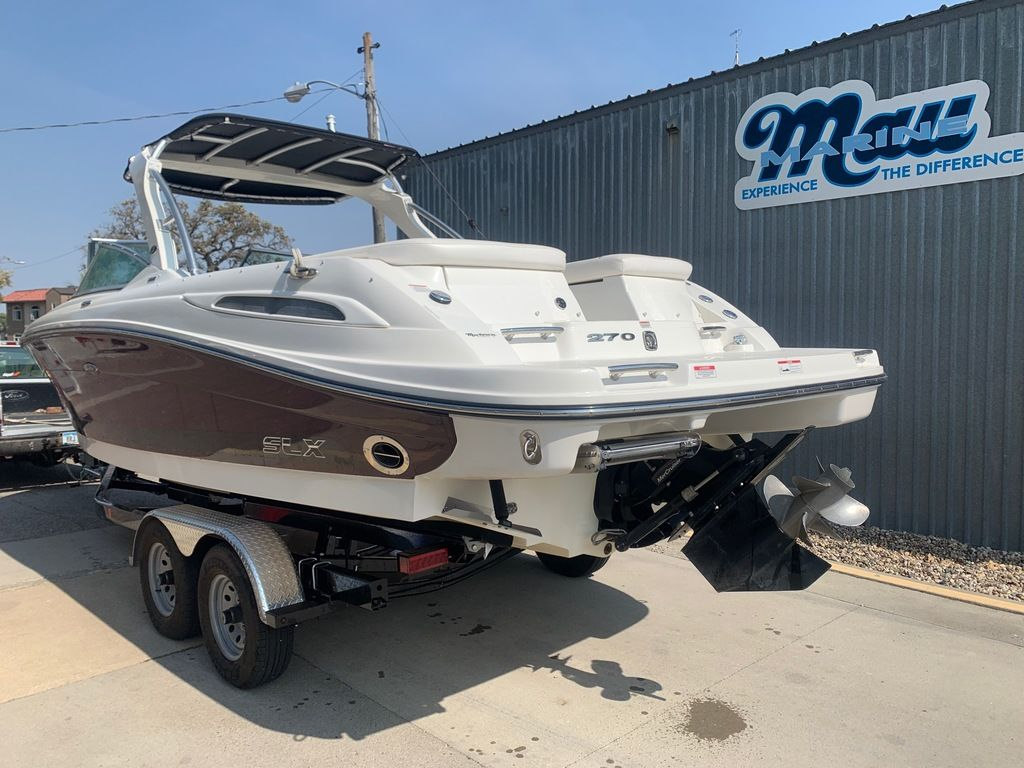 2010 Sea Ray boat for sale, model of the boat is 270 SLX & Image # 2 of 14