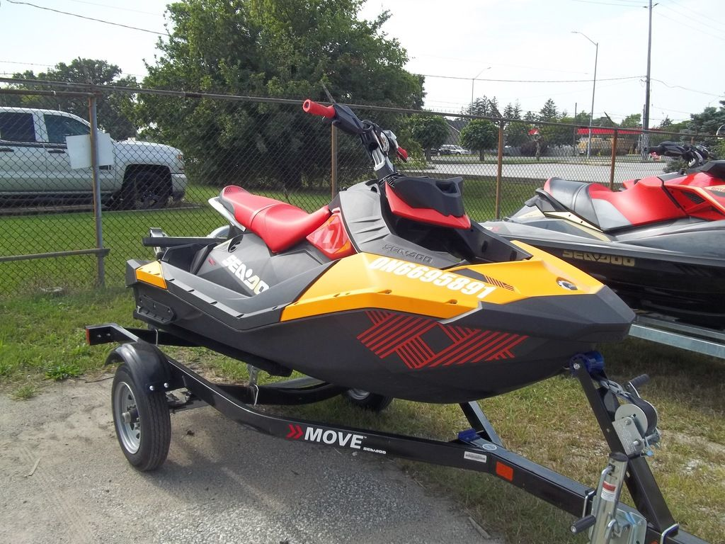 For Sale: 2019 Sea Doo Pwc Spark® Trixx 3-up Rotax® 900 H.o. Ace™ Ibr & Sound System ft<br/>Precision Power Sports