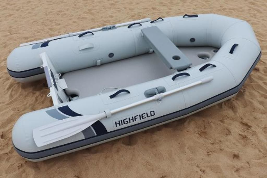 For Sale: 2021 Highfield Ru 280 Kam Air Floor ft<br/>Co2 Inflatable Boats - Oakville