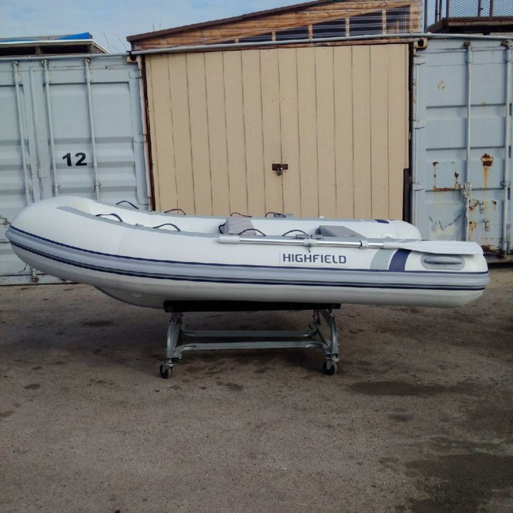 2020 Highfield boat for sale, model of the boat is CL 310 Bow Locker & Image # 10 of 10