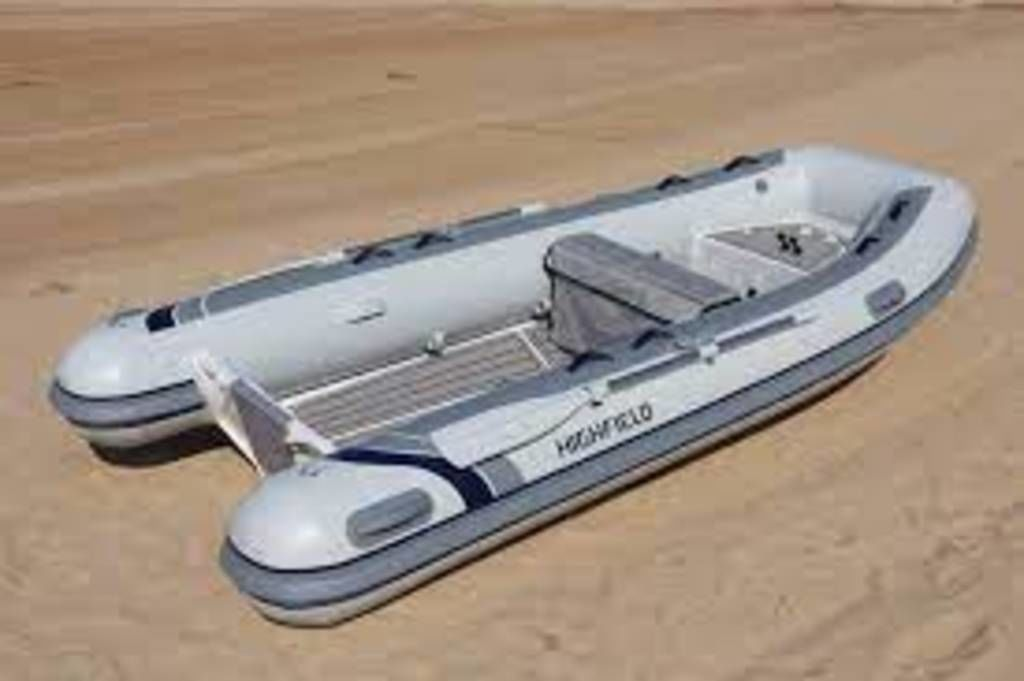 2021 Highfield boat for sale, model of the boat is CL 360 BL Hypalon & Image # 1 of 1
