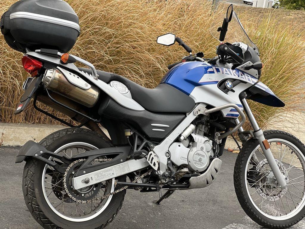 2006 bmw f 650 gs dakar for sale in las vegas