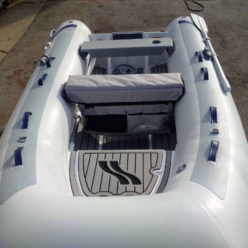 2020 Highfield boat for sale, model of the boat is CL 310 Bow Locker & Image # 4 of 10