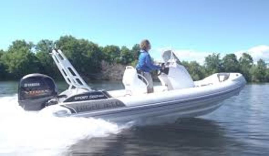 For Sale: 2021 Highfield Sport 560 ft<br/>Co2 Inflatable Boats - Oakville