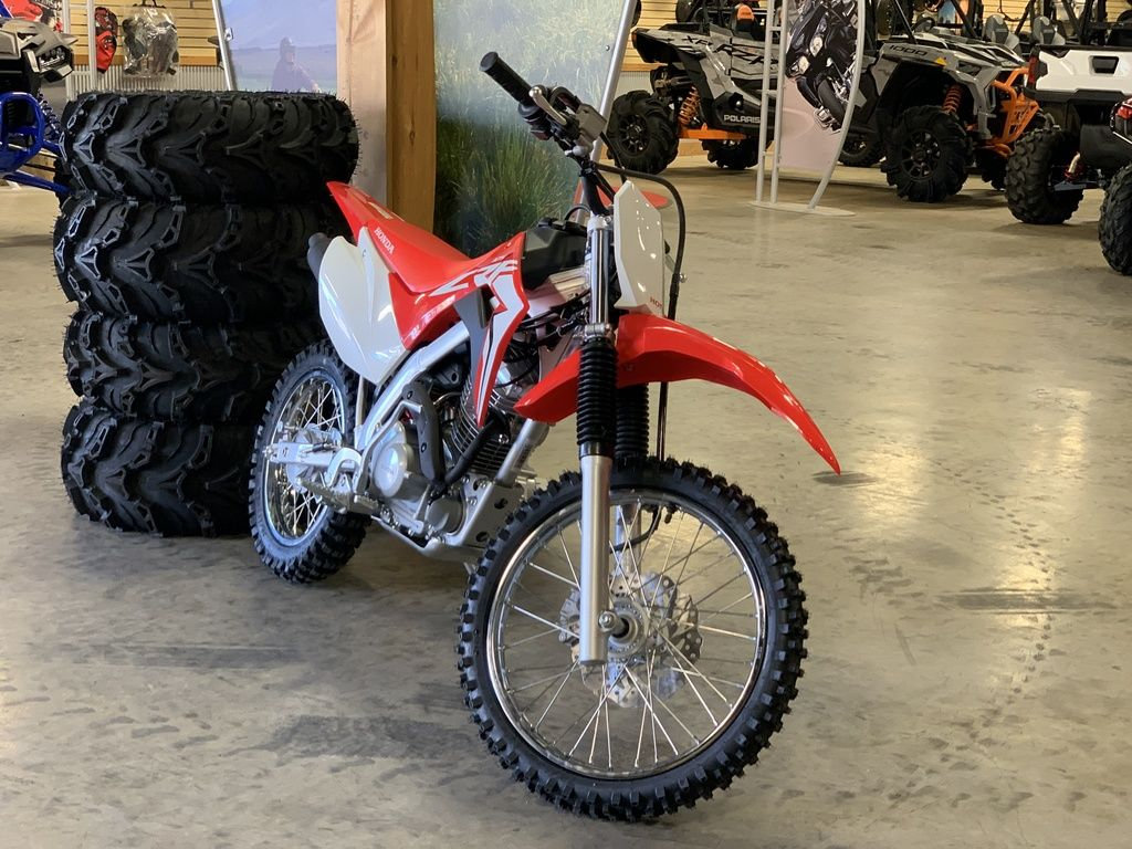 New  2021 Honda® CRF125F Dirt Bike in Roseland, Louisiana