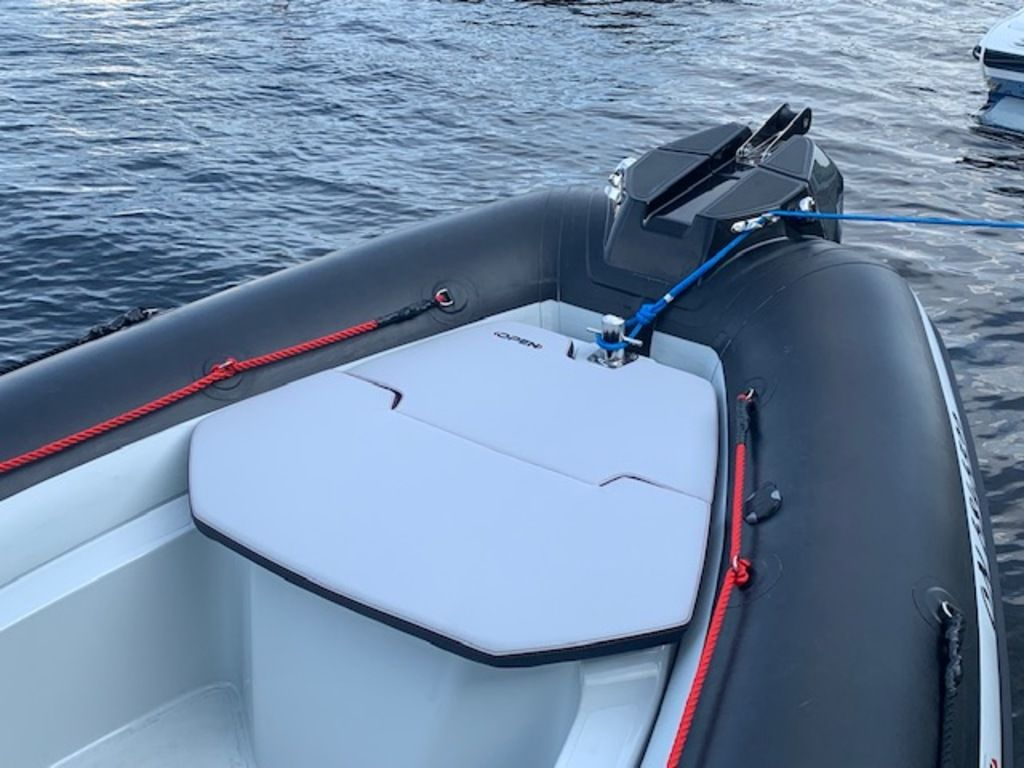 2021 Zodiac boat for sale, model of the boat is Open 7 & Image # 11 of 12