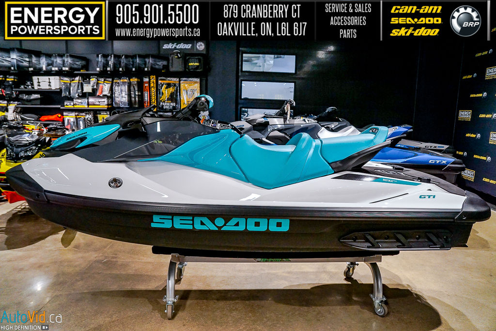 2020 Sea Doo PWC boat for sale, model of the boat is GTI™ SE 130 IBR & Image # 4 of 13