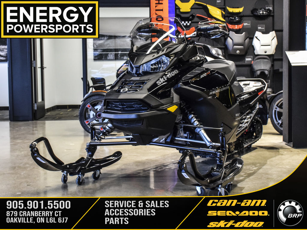 2020 Ski Doo boat for sale, model of the boat is Renegade® Adrenaline Rotax® 900 ACE™ TURBO Black & Image # 1 of 17