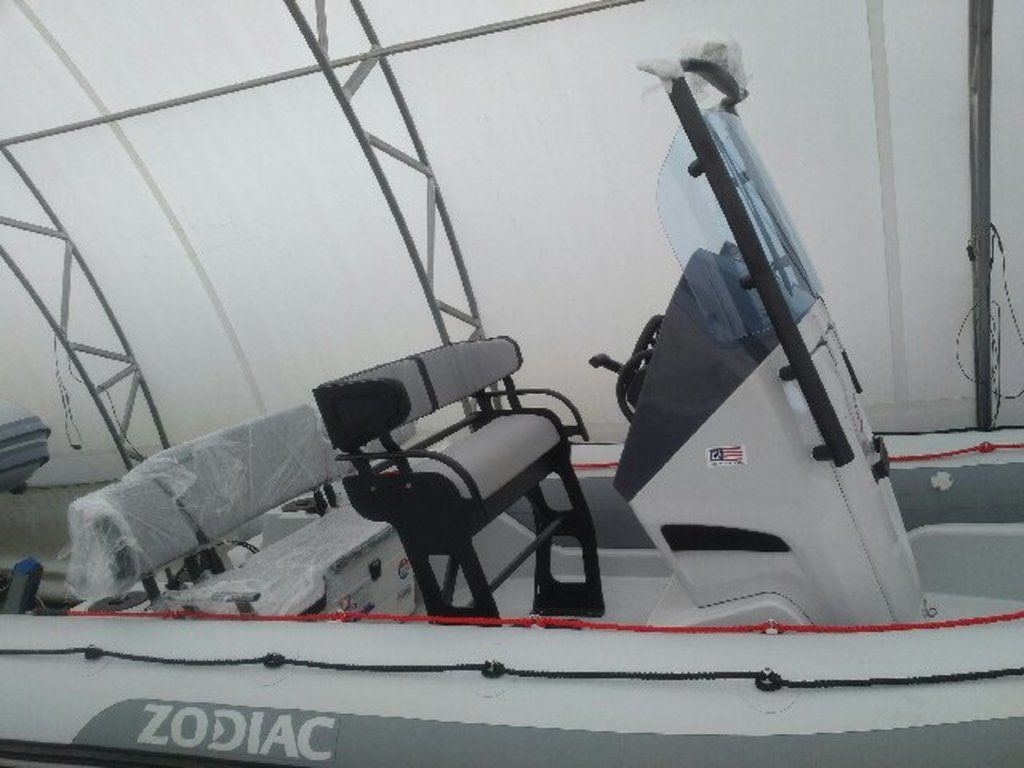 2021 Zodiac boat for sale, model of the boat is Open 5.5 & Image # 7 of 7