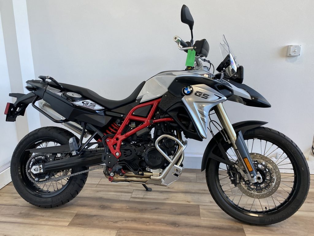 2017 BMW F 800 GS Ostra Grey MET
