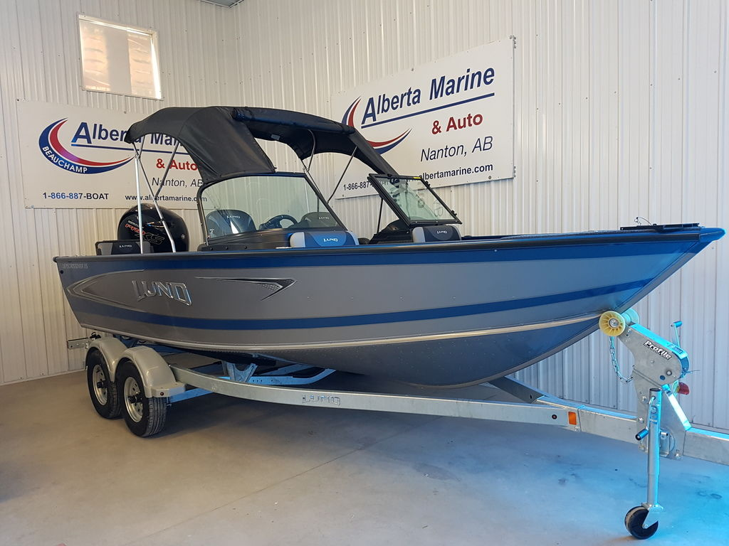 For Sale: 2020 Lund 1875 Crossover Xs Sport ft<br/>Alberta Marine