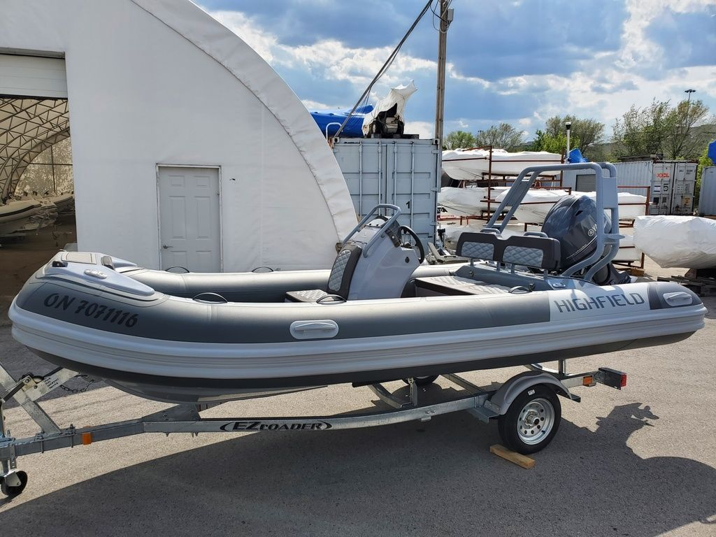 2021 Highfield boat for sale, model of the boat is Sport 460 & Image # 2 of 5