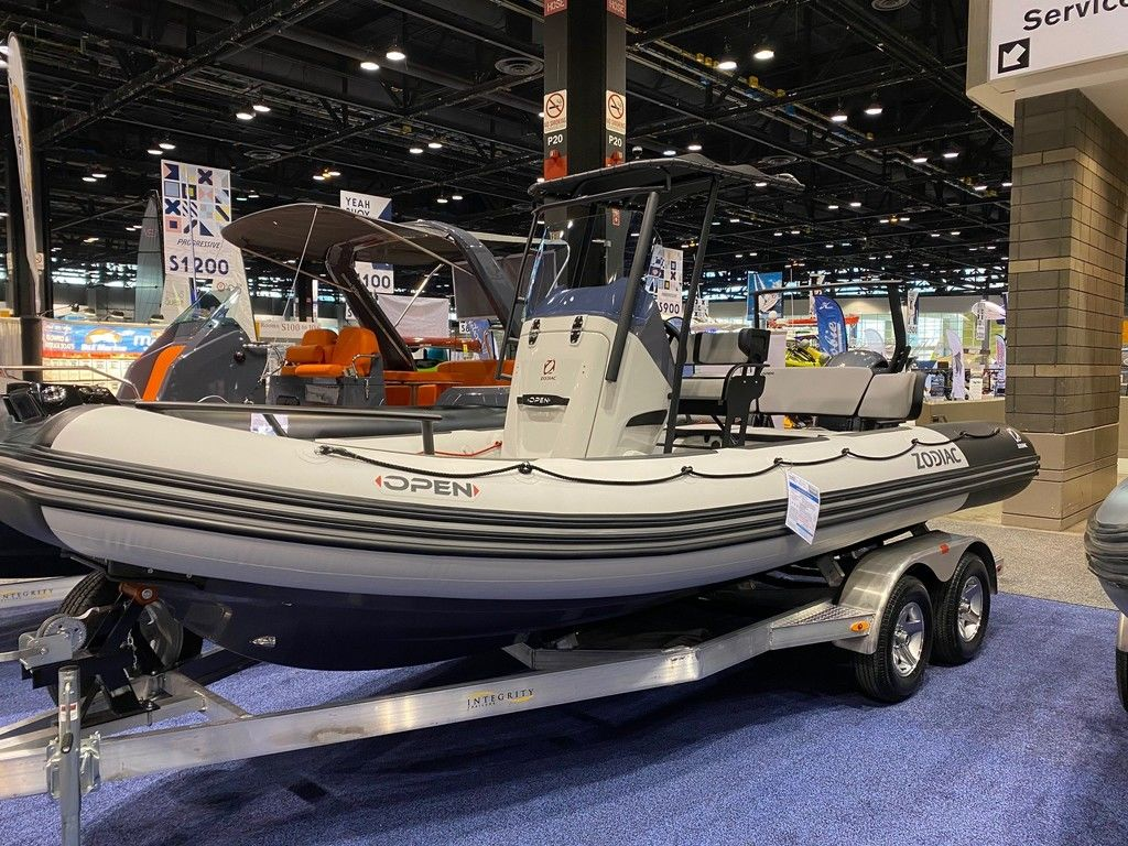 2021 Zodiac boat for sale, model of the boat is Open 6.5 & Image # 2 of 2