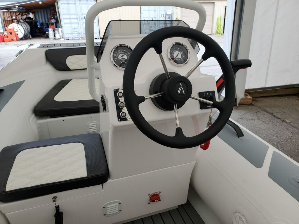 2021 Highfield boat for sale, model of the boat is Sport 330 Deluxe & Image # 4 of 4