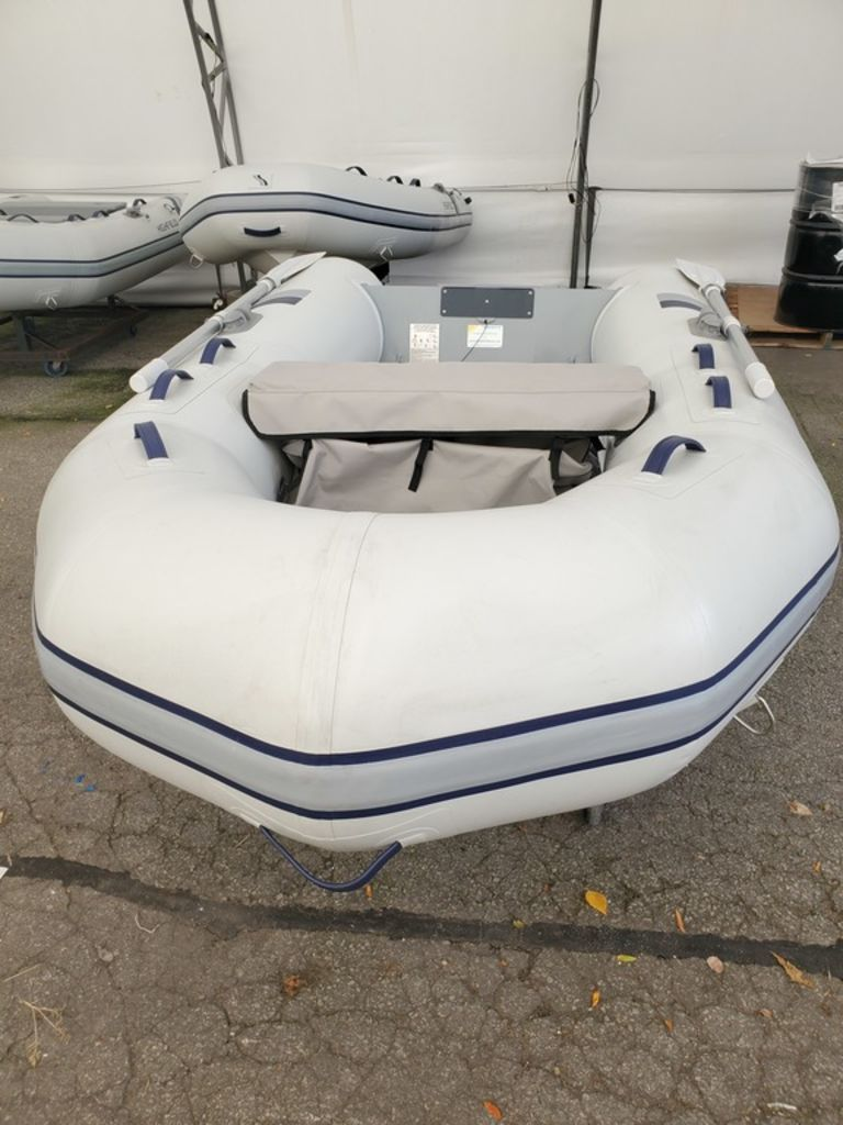 2019 Highfield boat for sale, model of the boat is RU 270 Alu & Image # 2 of 3