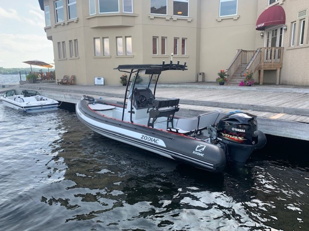 2020 Zodiac boat for sale, model of the boat is Pro 7 Open & Image # 7 of 12