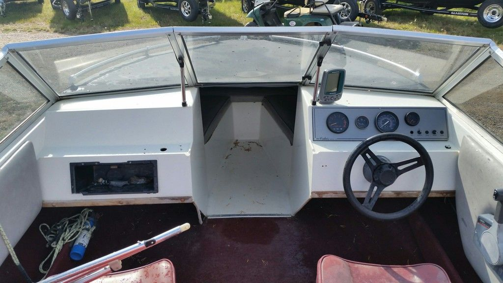1986 Calais boat for sale, model of the boat is CM 170 & Image # 3 of 7